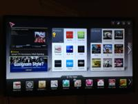 For sale is an LG 47LM6200 3D Smart TV. I bought this