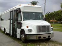 Bus 33 reclinable seats, 3 cool A/C unit wit 2