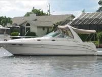 1999 Sea Ray 340 SUNDANCER Bring all offers! Owner