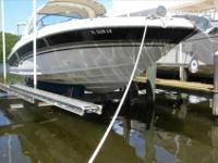 2002 Sea Ray 290 BOW RIDER Lift Kept Since new, this