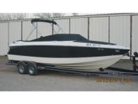 2005 Cobalt 250 With 5.7 engine with Volvo Duoprop and