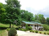 SECLUDED & & TOTALLY PRIVATE home & & 2 car garage on