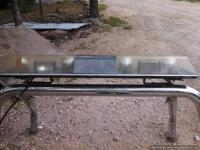 Great older model Code 3 Lightbar and Roll Bar For