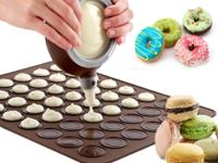With This Complete Macoron Baking Set, You Just Like A
