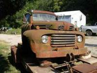 1948 ford f7 cab good shape  Location: spraytown