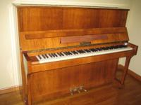 "Otto Altenburg 48"" Grand Upright piano in beautiful"
