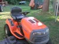 Very nice Lawn Tractor with 10 Gauge Heavy Duty