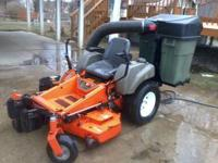 "I have a Great running 48"" Husqvarna COMMERCIAL zero"