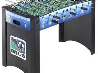"48"" MLS Striker Foosball Table Kids will beam with"