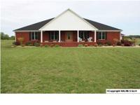 Custom quality built 4 BR, 3 Bath brick home, open