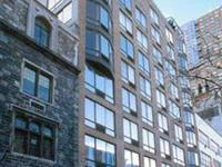 DUPLEX, 2 BATHS 48 West 68th St is a modern mid-rise