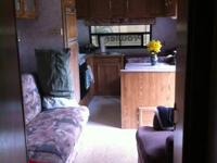 30' 1bd space trailer available for short-term
