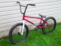 Hey guys iam selling my custom bmx bike that i invested