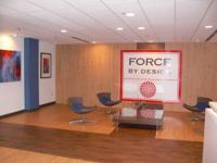 Force by Design is offering a modern 24x35 meeting room