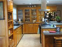 Country living at its ideal! 2240 sq ft +/-, 4 BR, 3BA,