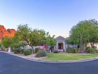 This extensively remodeled home is in the prestigious,