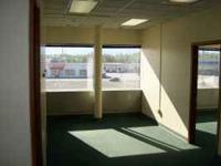 Remodeled 494 SF office space located upstairs at the