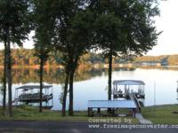 On the lake & completely remodeled! Charming living