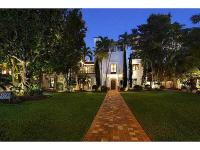 Mediterranean style estate located on Pinetree Dr.