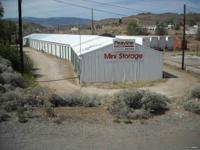 List prices includes the 52 unit Mini Storage units in