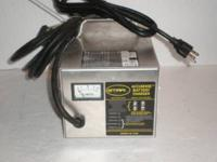 48V GOLF CART CHARGER FOR SALE. NEVER USED. 200.00