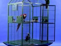 ***Awesome Cage for Larger Parrots*** Technical