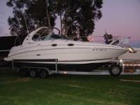 2002 Sea Ray 280 SUNDANCER This Sea Ray 280 Sundancer