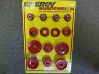$49.00!! Energy Suspension 3.3164R (RED) Front Control