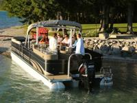 2013 Premier Grand Entertainer 260 Tritoon PTX