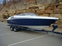 2012 LARSON 258 LXI, Equipped with a Powerful