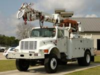 FREE DELIVERY!! Terex Telelect Commander 4047 - 47'