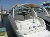 2003 Sea Ray 280 SUNDANCER **BROKERAGE LISTING**