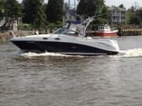 This 2005 270 Sea Ray Amberjack is loaded!!! 320 HP
