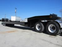 2006 Kalyn KHSA-2-35T 48' 35 Ton Sliding Axle Trailer,