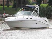 2006 Sea Ray 270 AMBERJACK The Sea Ray 270 Amberjack