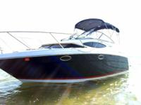 PRICE REDUCED!!! 2008 25' REGAL 2565 Window Express