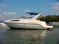 2003 Bayliner 305 Boat is very clean with tons of cabin