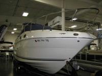2007 Sea Ray 270 AMBERJACK This excellent one owner Sea