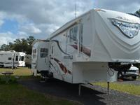 I have a sharp looking 2009 KZ Inferno 4012 fifth wheel