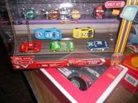 UNOPENED BOX CONTAINS 4 EXCLUSIVE VEHICLES Location: