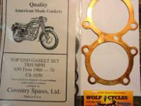 THIS IS A COMPLETE TOP GASKET KIT WITH A COPPER HEAD