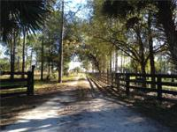 This is a 287 acre ranch with a 1,512 sqft. 2 bedroom-2