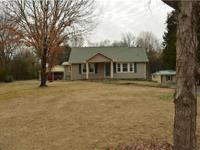 Rare, 2 houses, on ~4 acres w/trees; each has 2Br 1Bth
