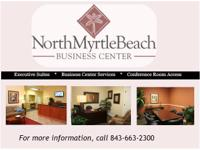 North Myrtle Beach Office Space Available &