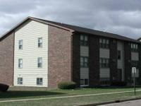 2 bedroom apartment on the east side of Altoona.  The