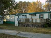 We offer a newly remodeled single large mobile house