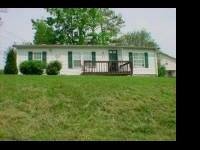 FOR RENT 214 Lee St Glasgow KY   3 Br 2 bath Doublewide