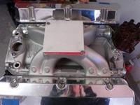 selling 496 big block stroker motor. 0 miles/still has