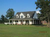 Texas size country living! This stunning 4 BR/2.5BA has