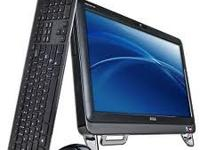 "We Have a Dell Inspiron 21"" Touchscreen monitor Comes"